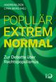populär - extrem - normal