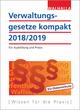 Verwaltungsgesetze kompakt 2018/2019