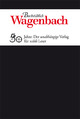 Buchstäblich Wagenbach