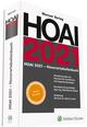 HOAI 2021 Honorartabellenbuch