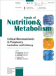 Critical Micronutrients in Pregnancy, Lactation and Infancy