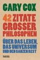 42 Zitate großer Philosophen