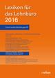 Ebook, Lexikon für das Lohnbüro 2016