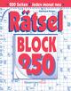 Rätselblock 250