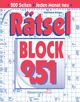 Rätselblock 251