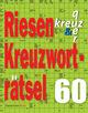 Riesen-Kreuzworträtsel 60