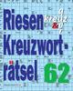 Riesen-Kreuzworträtsel 62