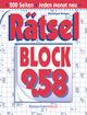 Rätselblock 258