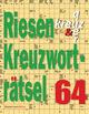 Riesen-Kreuzworträtsel 64