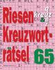Riesen-Kreuzworträtsel 65