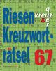 Riesen-Kreuzworträtsel 67