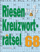 Riesen-Kreuzworträtsel 68