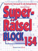 Superrätselblock 154