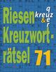 Riesen-Kreuzworträtsel 71