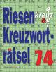 Riesen-Kreuzworträtsel 74