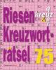 Riesen-Kreuzworträtsel 75