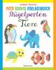 Mein buntes Vorlagenbuch: Bügelperlen-Tiere. Über 100 Motive. Von Alpaka bis Zebra