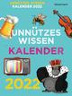 Unnützes Wissen Kalender 2022