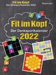 Fit im Kopf - der Denksport-Kalender 2022