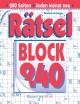 Rätselblock 240