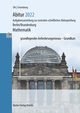 Abitur 2021 - Mathematik Grundkurs