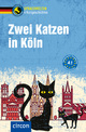 Zwei Katzen in Köln