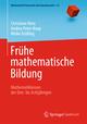 Frühe mathematische Bildung