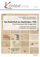 Das Danke-Buch aus Saarbrücken, 1946