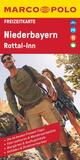 MARCO POLO Freizeitkarte Niederbayern, Rottal-Inn 1:120 000
