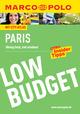 MARCO POLO Reiseführer Low Budget Paris