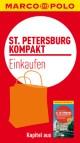 MARCO POLO kompakt Reiseführer St. Petersburg - Einkaufen
