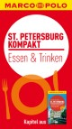 MARCO POLO kompakt Reiseführer St. Petersburg - Essen & Trinken