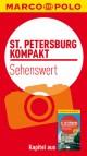 MARCO POLO kompakt Reiseführer St. Petersburg - Sehenswertes