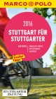 MARCO POLO Cityguide Stuttgart für Stuttgarter 2016