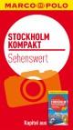 MARCO POLO kompakt Reiseführer Stockholm - Sehenswert