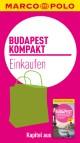 MARCO POLO kompakt Reiseführer Budapest - Einkaufen