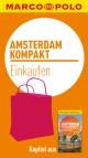 MARCO POLO kompakt Reiseführer Amsterdam - Einkaufen