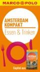 MARCO POLO kompakt Reiseführer Amsterdam - Essen und Trinken