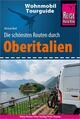 Wohnmobil-Tourguide Oberitalien