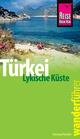 Reise Know-How Wanderführer Türkei, Lykische Küste - 42 Wandertouren durch Lykien