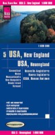 USA 05, Neuengland: Connecticut, Maine, Massachusetts, New Hampshire, Rhode Island, Vermont