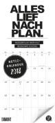 Alles lief nach Plan 2018