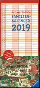 Ali Mitgutsch Familienkalender 2019