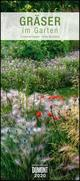 Gräser im Garten 2020