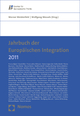 Jahrbuch der Europäischen Integration 2011