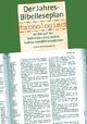 Der Jahres-Bibelleseplan chronologisch