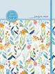 Mein Mini - Lehrerplaner A6+ 'live - love - teach' 2019/2020 - Editon Blumen