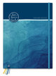 Mein Lehrerplaner A5+ 'live - love - teach' 2020/2021 - ozeanblau
