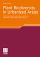 Plant Biodiversity in Urbanized Areas