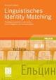Linguistisches Identity Matching